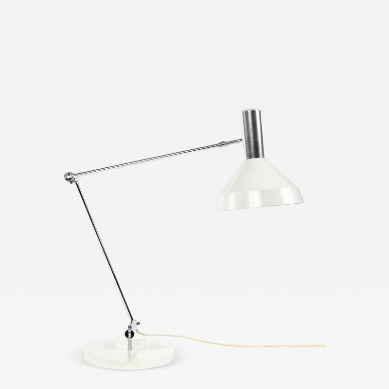 R BALTENSWELLER R BALTENSWELLER FOR GEORGE KOVACS ARTICULATED DESK LAMP