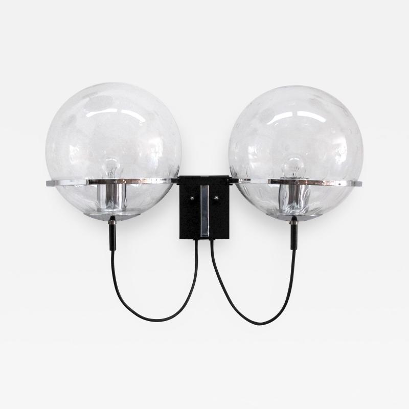 RAAK Double Globe Wall Light by RAAK