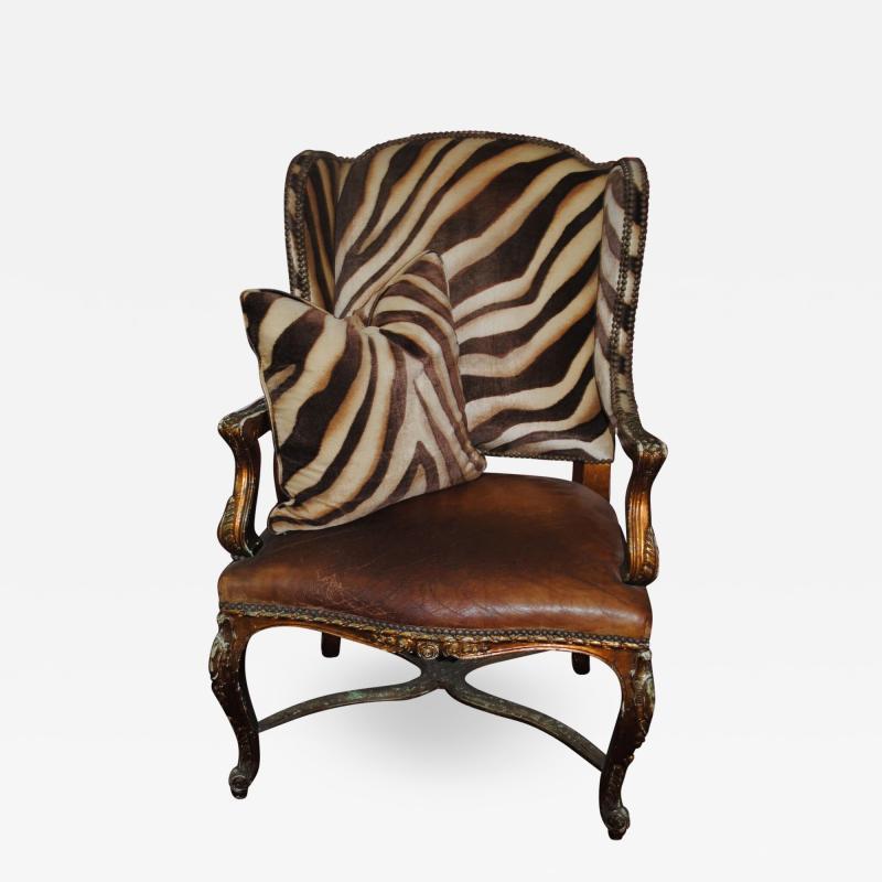 Ralph Lauren Ralph Lauren Spencer Leather Armchair