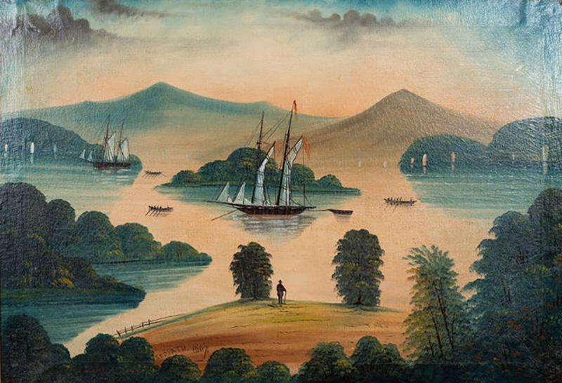 Ralph Redpath Redpath 1867