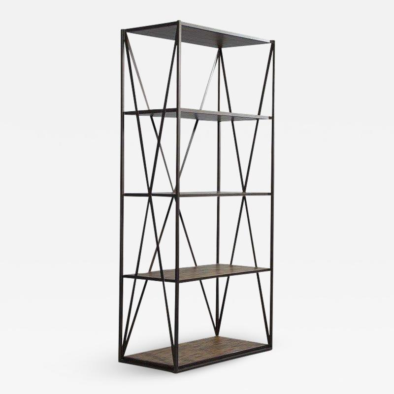 Randall Tysinger EJ Victor Chambord Bookcase by Randall Tysinger