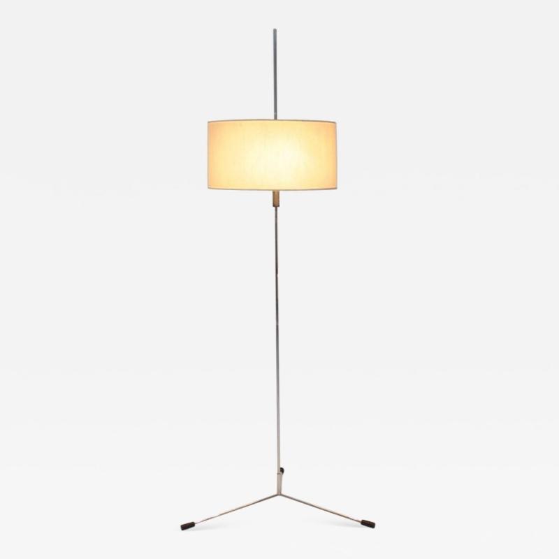 Rare Floor Lamp by Ruser Kuntner for Knoll Int 1960s
