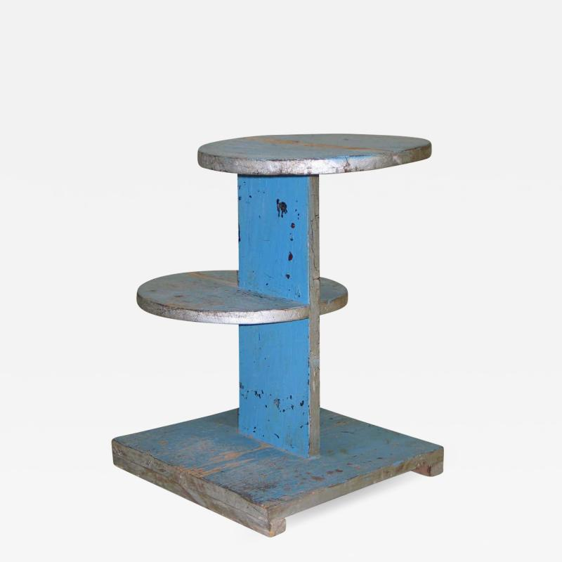 Rare Handmade Early Modern Prototype Table