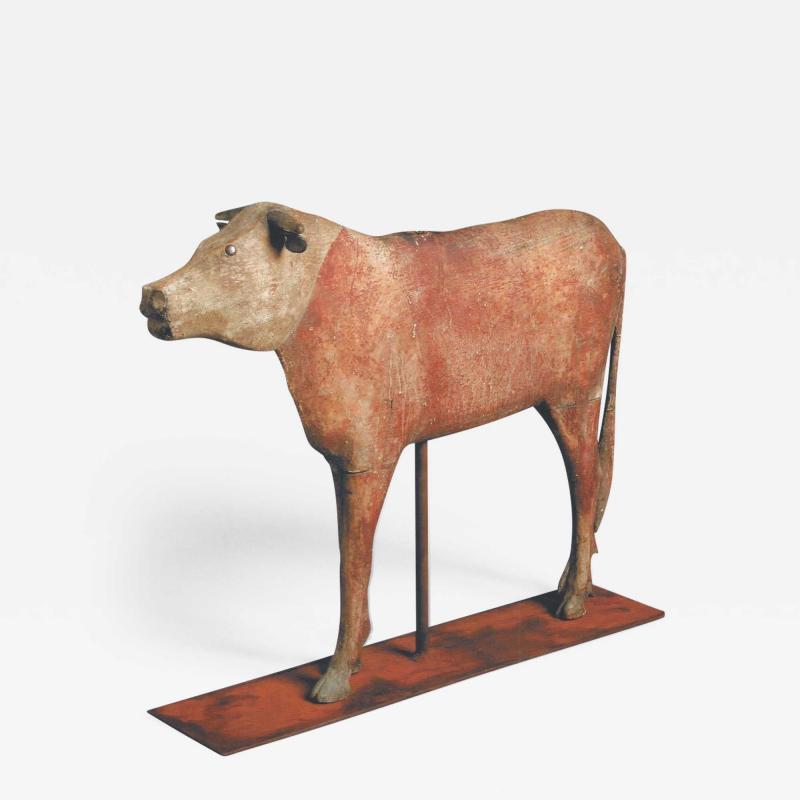 Rare or Unique Calf Weathervane