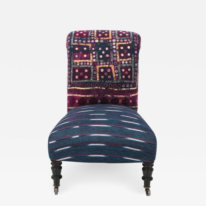Refurbished Slipper Chairs