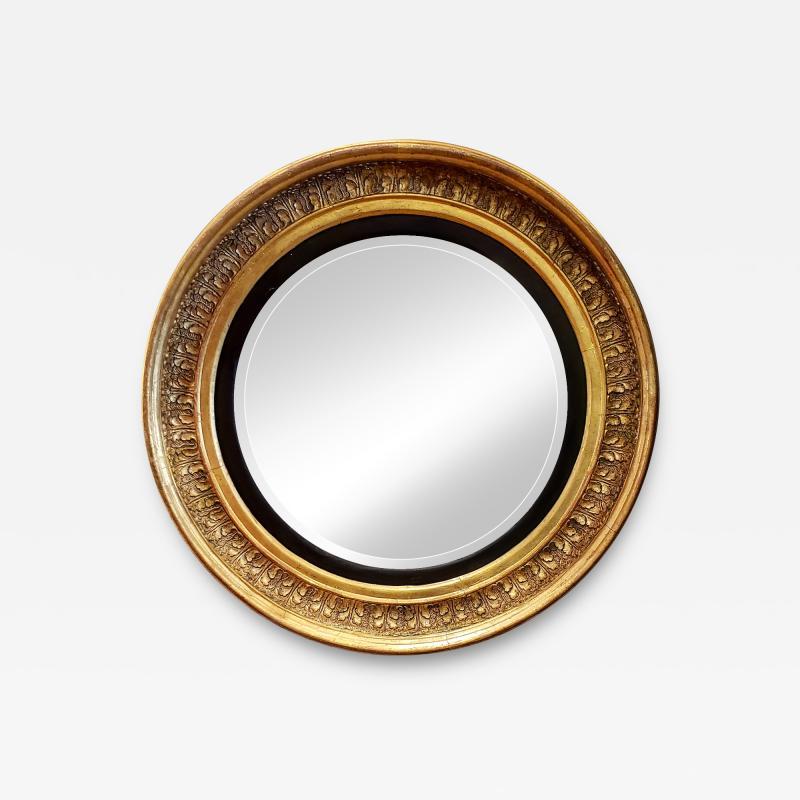 Regency Bullseye Mirror