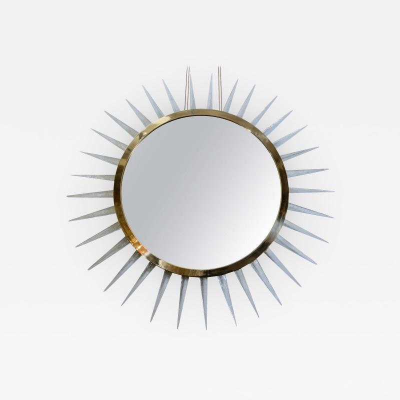 Regis Royant Huge Sunburst Mirror