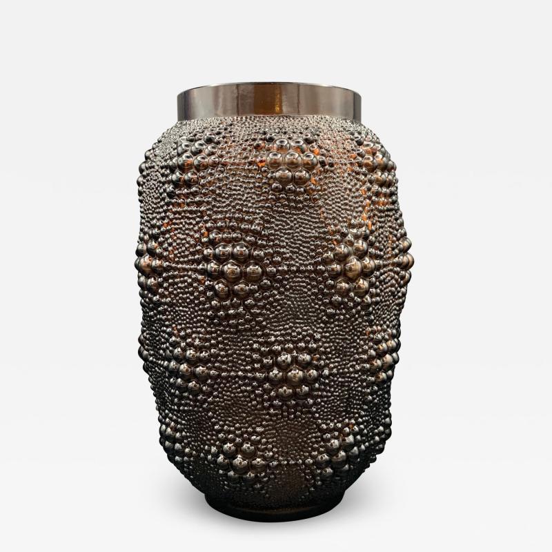 Ren Lalique Lalique Co A Davos vase by R Lalique