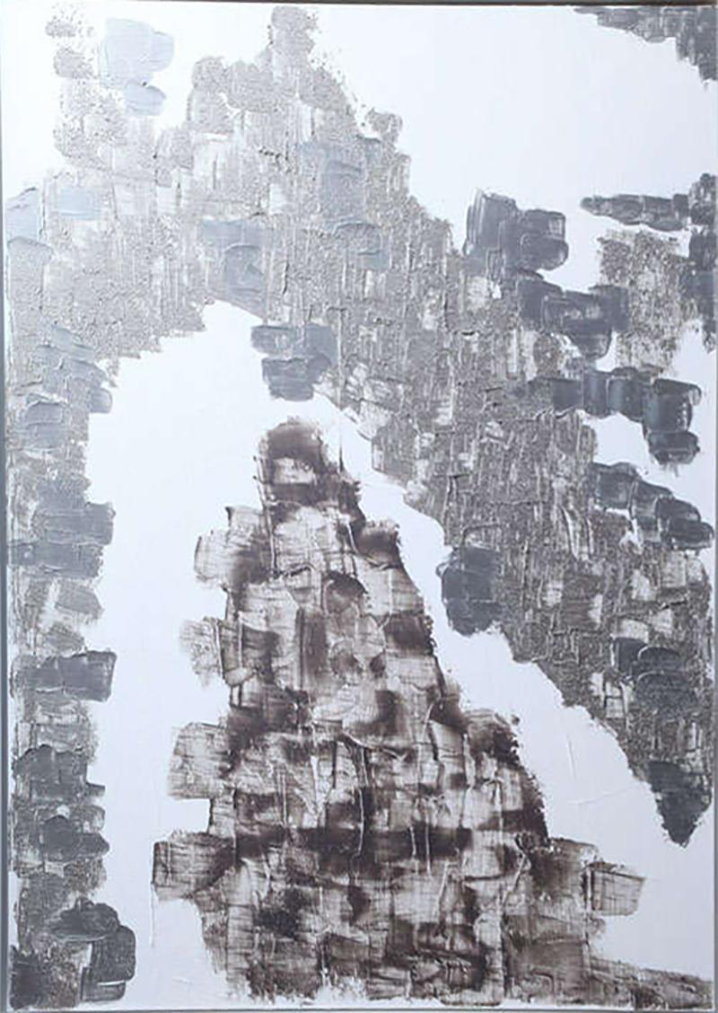 Renato Freitas Renato Freitas Oil on Canvas Mixed Media 2009