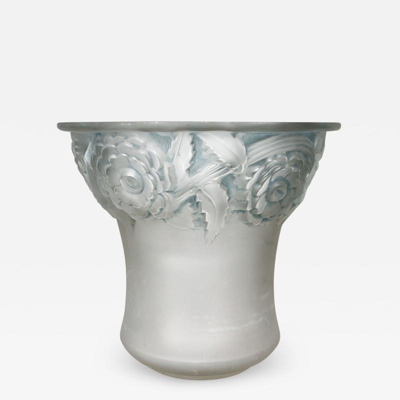 Rene Lalique A Orl ans Vase By R Lalique Designed In 1930
