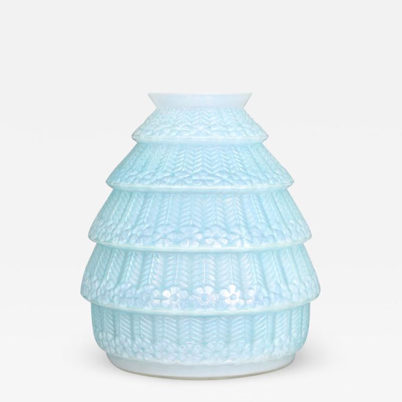 Rene Lalique Ferrieres A R Lalique Vase Designed In 1929