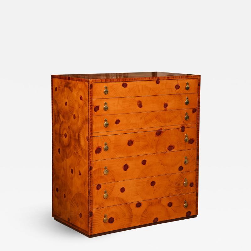 Renzo Rutili Chest for Johnson Furniture