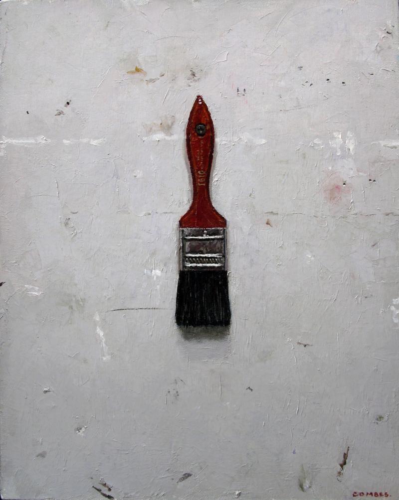 Richard Combes The Paint Brush