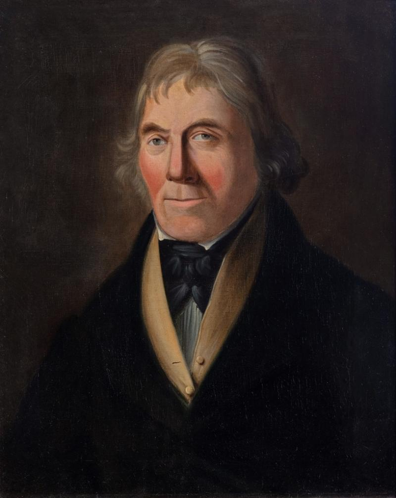 Richard Nicholson of Blyth Chief Carpenter HMS Bellerophon