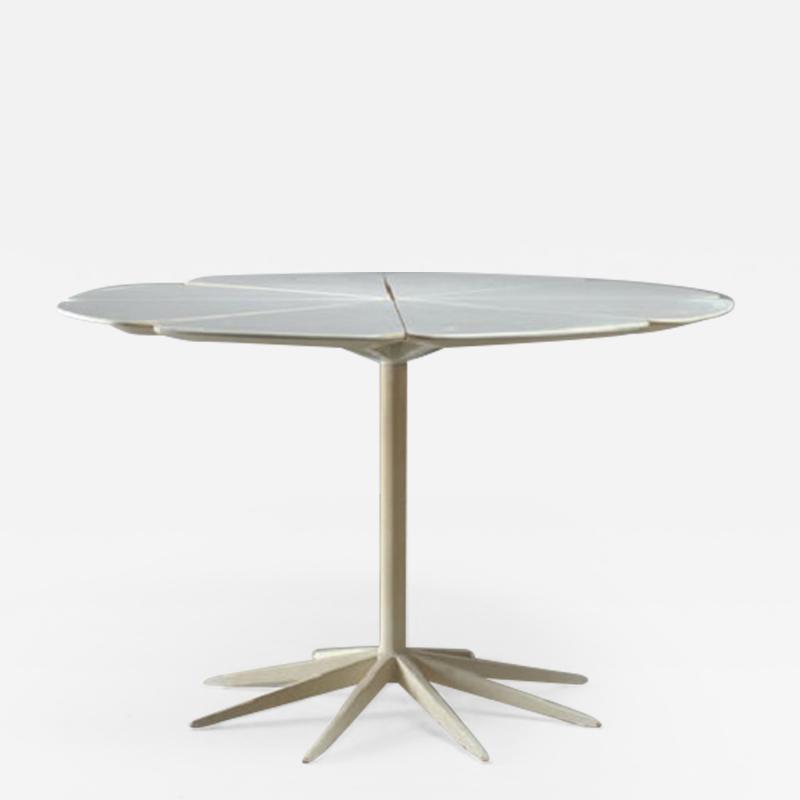 Richard Schultz Richard Schultz Petal Coffee Table in White for Knoll USA 1960s