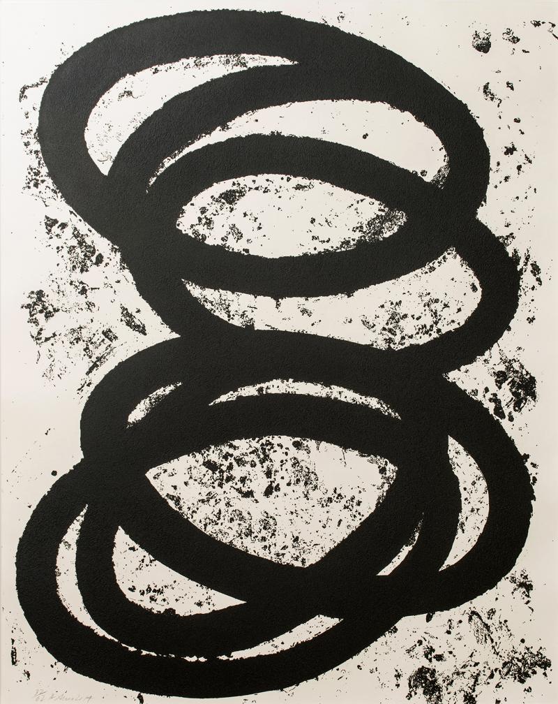 Richard Serra Finally Finished