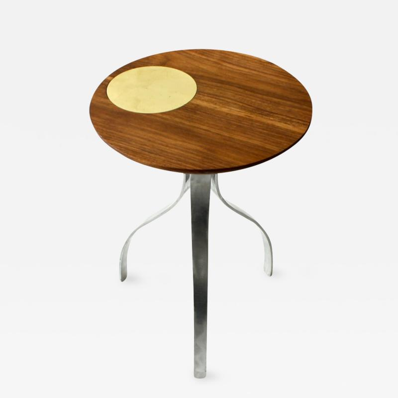 Roan Barrion Synthesis Pedestal Table