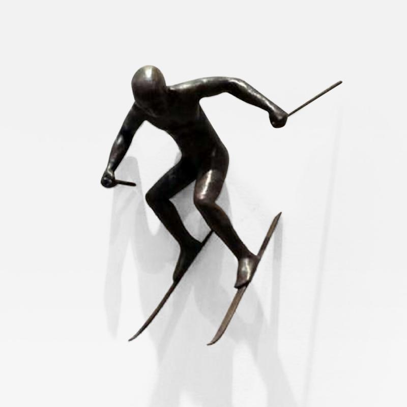 Rob Burman Skier