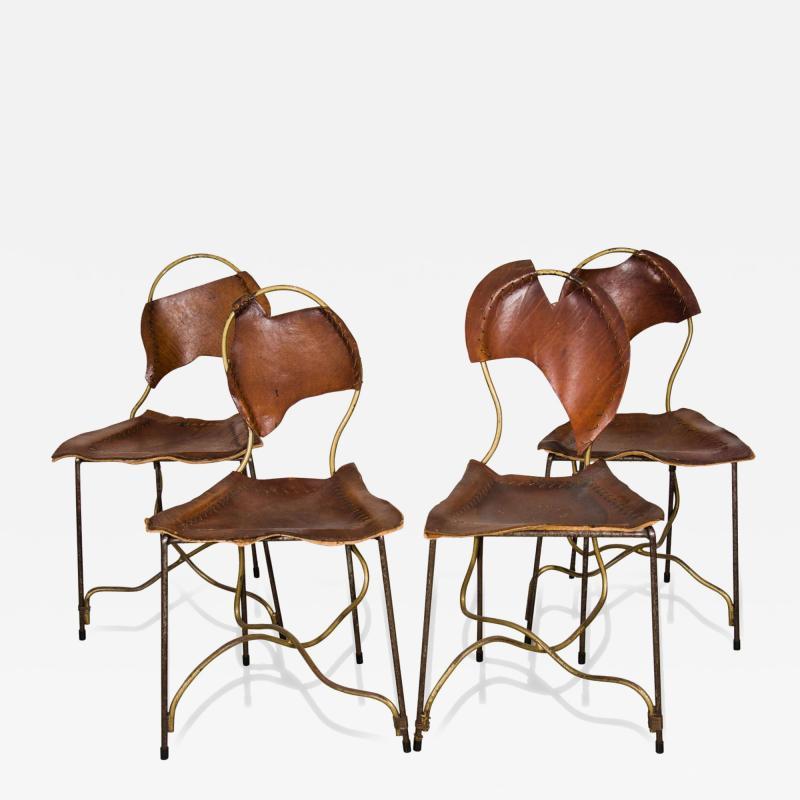 Rob Eckhardt Rob Eckhardt Dolores Chairs Set of Four