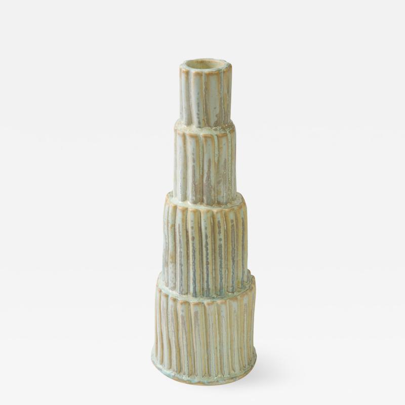 Robbie Heidinger Stack Vase 4 by Robbie Heidinger