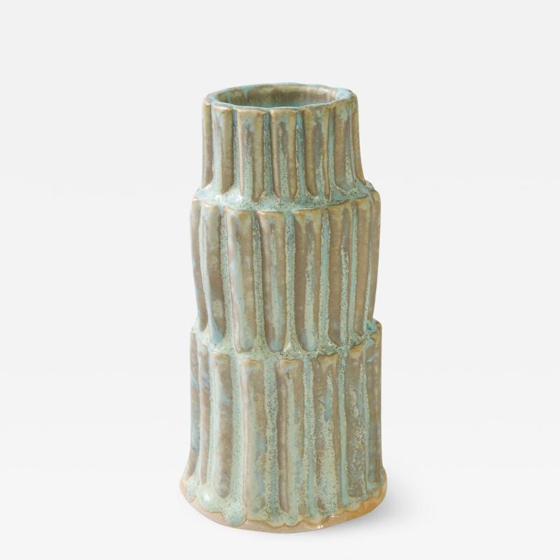 Robbie Heidinger Stack Vase 5 by Robbie Heidinger