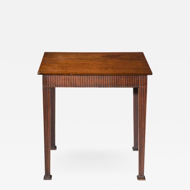 Robert Adam English 18th Century Small Table