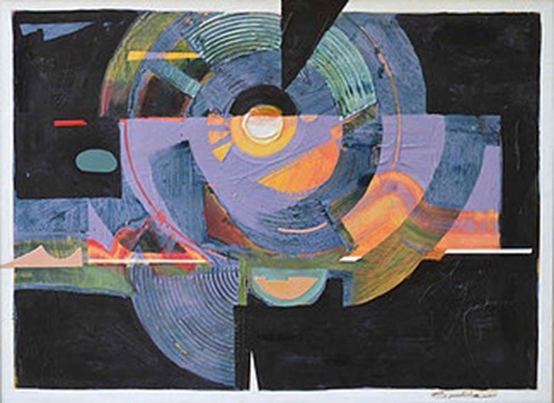 Robert Branham Composition V