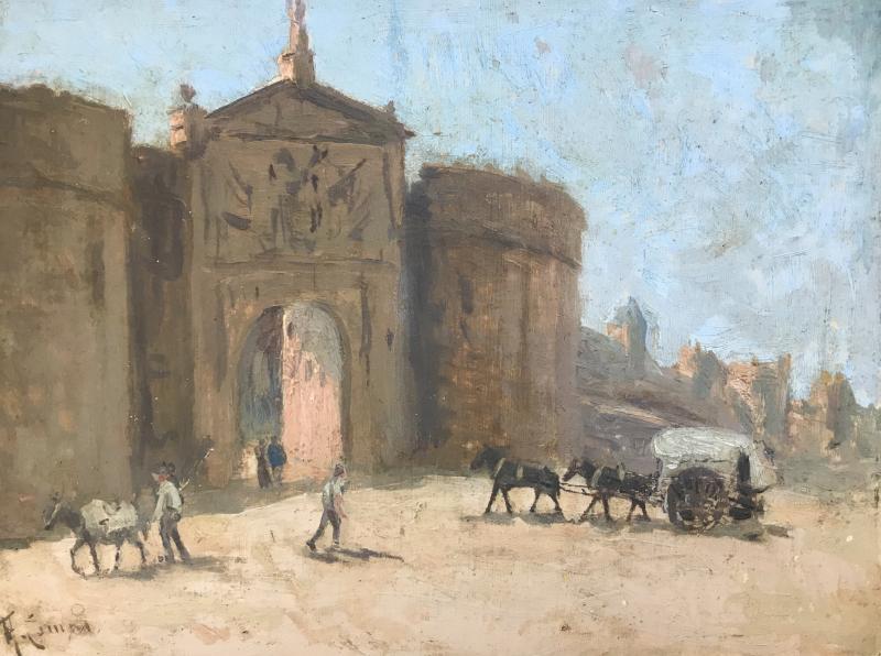 Robert Camm Puerta Bisagra Toledo