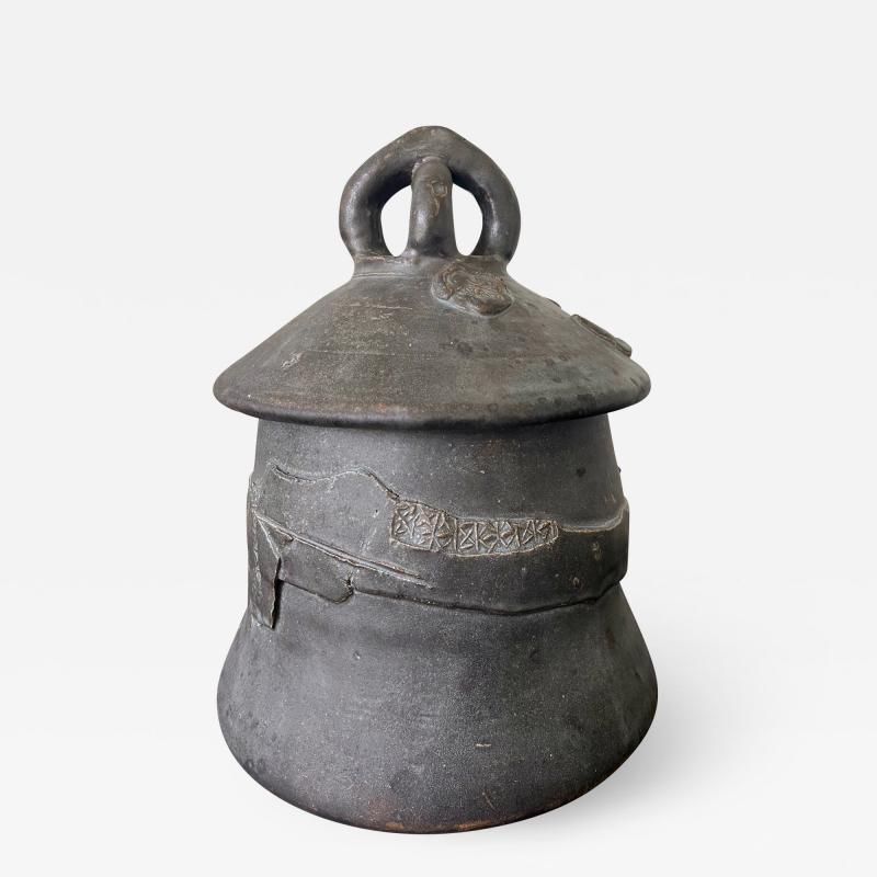 Robert Chapman Turner Sculptural Ceramic Ashanti Jar Robert Turner Published