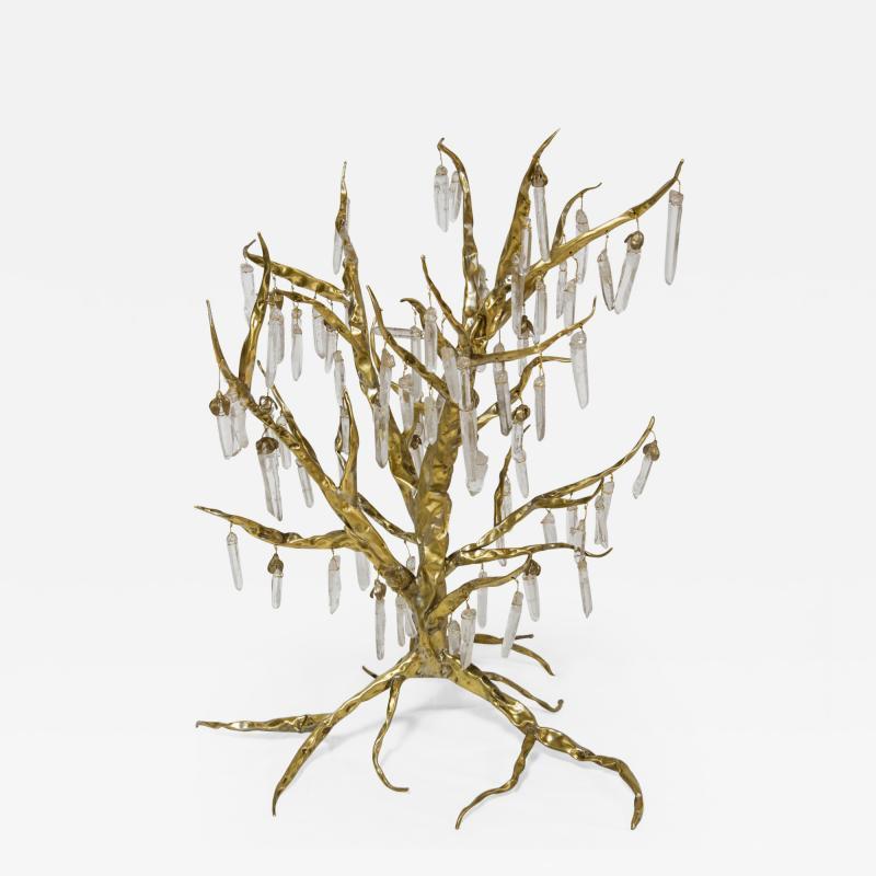 Robert Goossens Tree sculpture