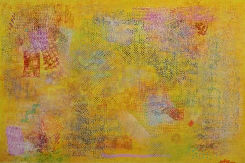 Robert Natkin Robert Natkin Painting