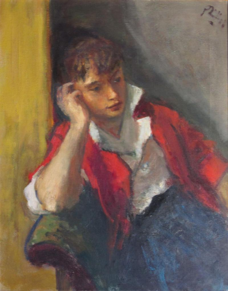 Robert Phillip Young Woman