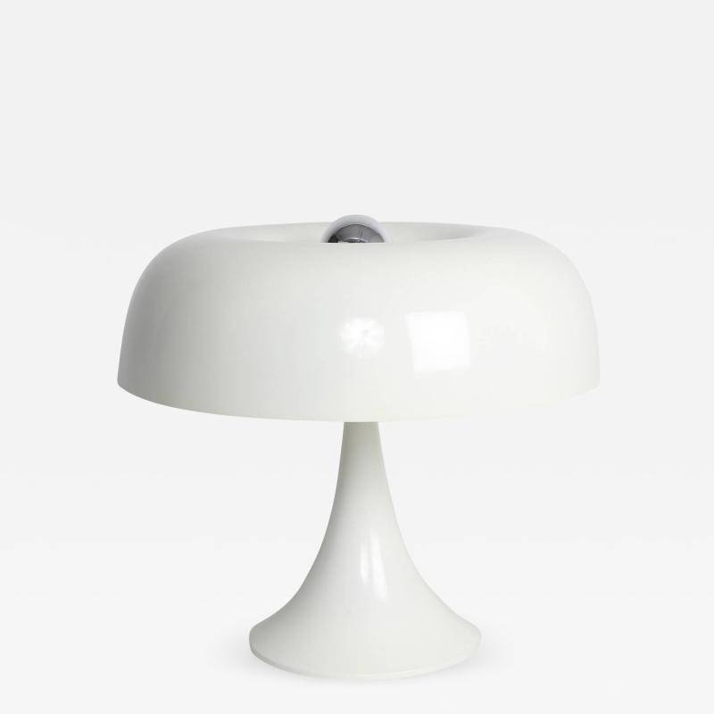 Robert Sonneman Groovy Robert Sonneman Mushroom Table Lamp circa 1970s