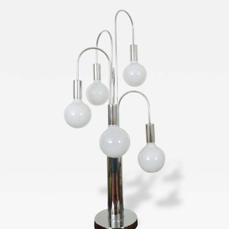 Robert Sonneman Waterfall Table Lamp by Laurel
