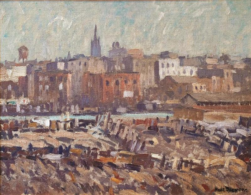 Robert Spencer Note of the City