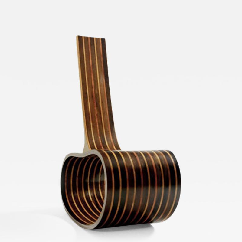 Rodrigo Sim o Contemporary Feij o Rocking Chair by Rodrigo Sim o Limited Edition 1 8