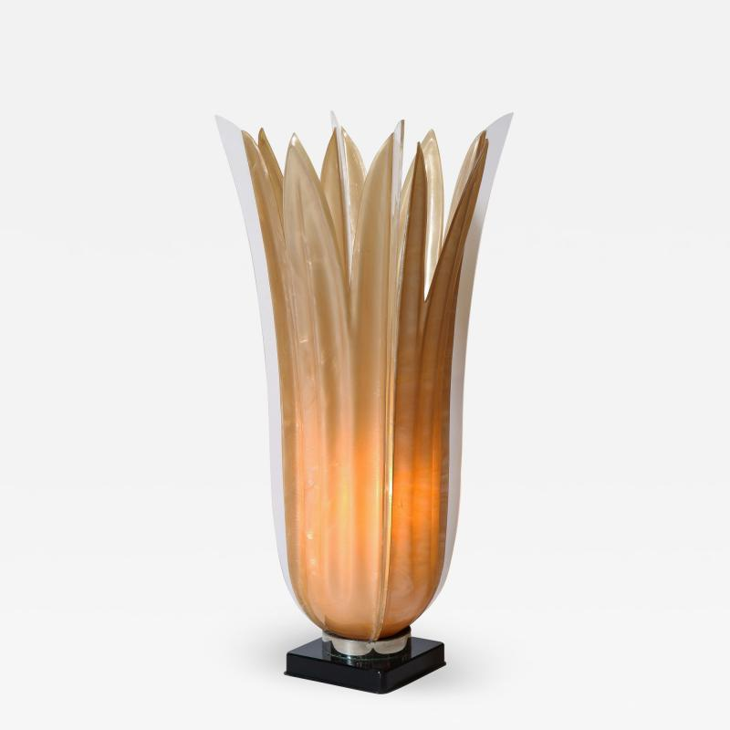 Roger Rougier Tulip Lamp