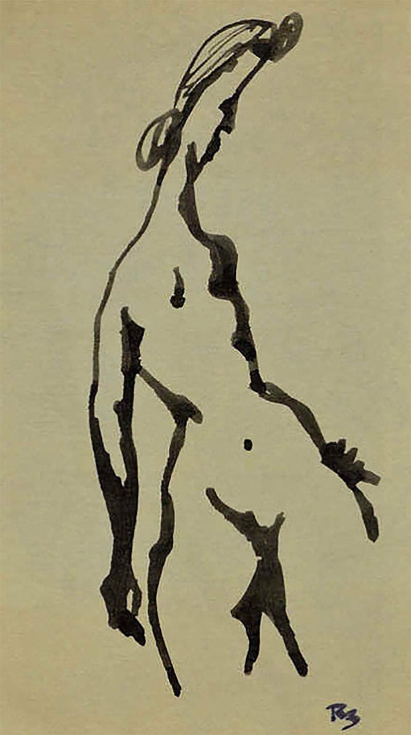 Ron Blumberg Nude