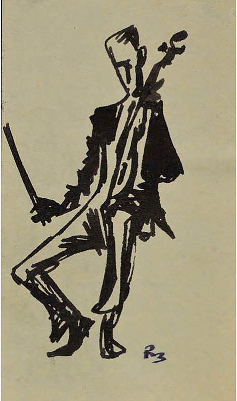 Ron Blumberg Violinist