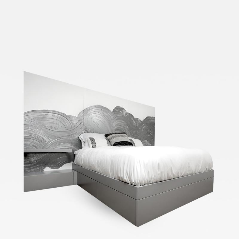 Roric Tobin Designs Surf Bed
