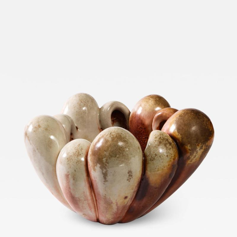 Rosanne Sniderman Untitled Bowl 4 by Rosanne Sniderman