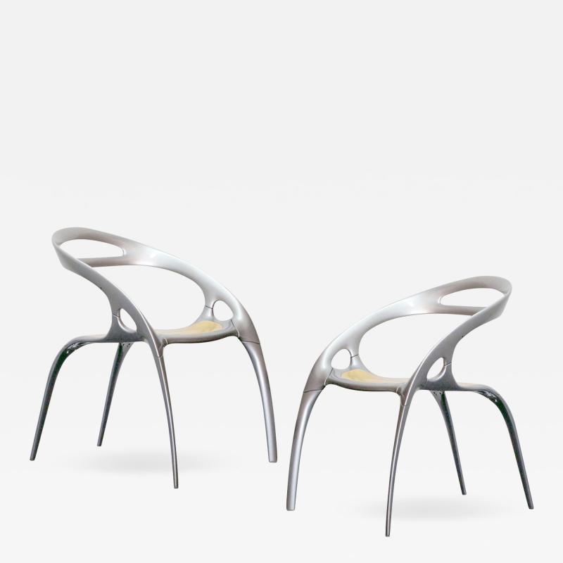 Ross Lovegrove Go Chairs by Ross Lovegrove