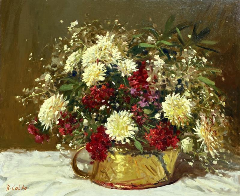 Rudolph Colao Chrysanthemums