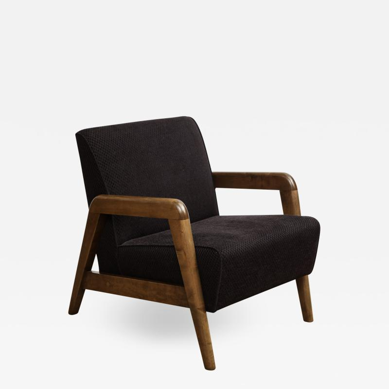 Russel Wright Lounge Chair