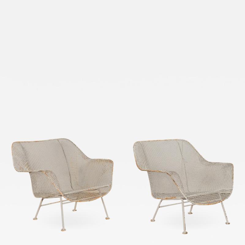Russell Woodard Woodard Furniture Woodard Sculptura Garden Lounge Chairs