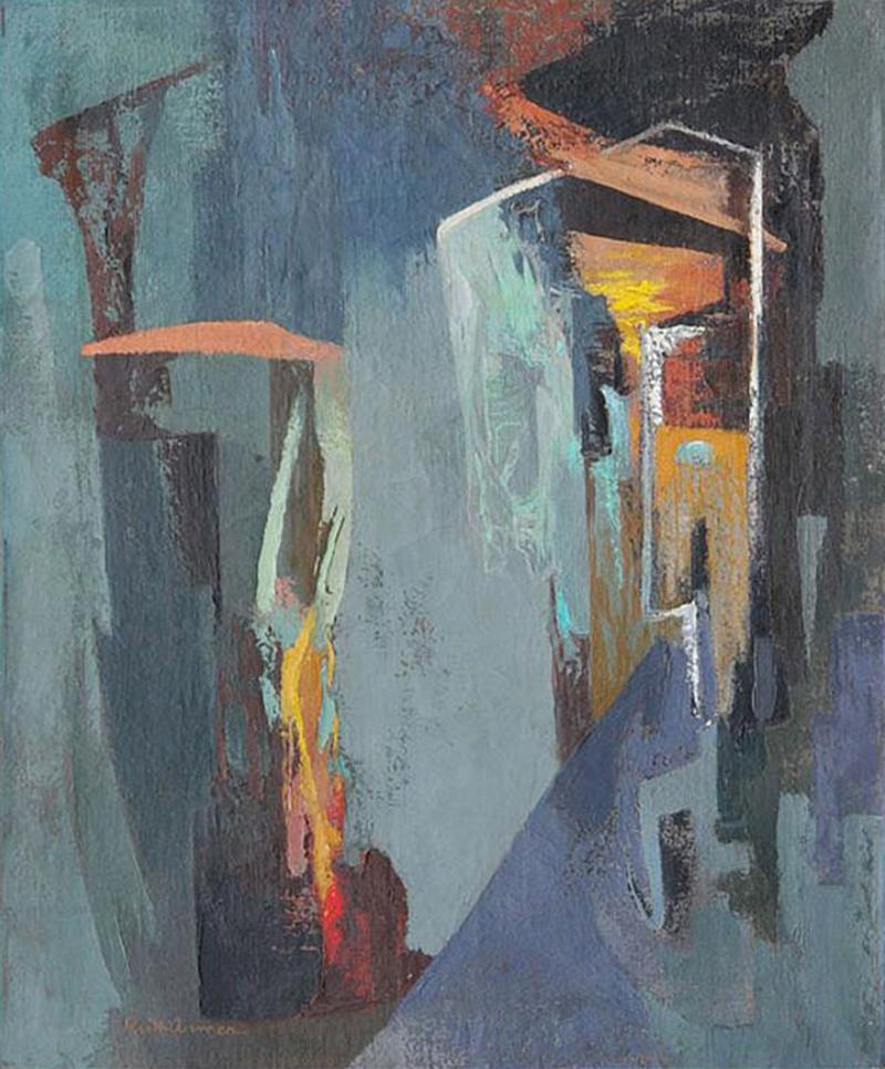 Ruth Armer Abstraction 250 Circa 1950