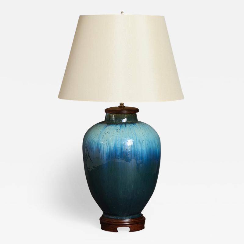 SCDS Ltd Water Jar Table Lamp by SCDS Ltd