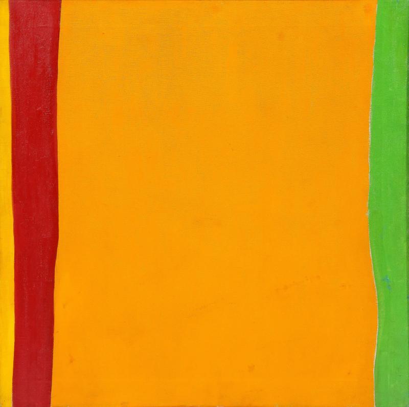 Sacha Kolin Sacha Kolin Untitled Acrylic on Canvas Circa 1965