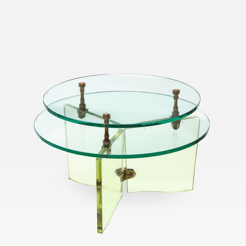Saint Gobain Glass Gueridon