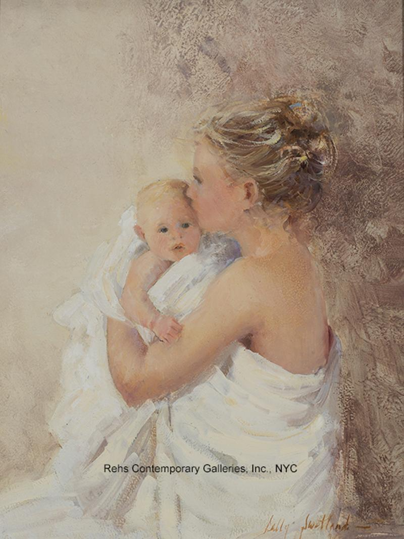 Sally Swatland Bathtime